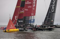 ORACLE TEAM USA continua a sperare | BLU&news