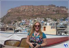 Viagens e Beleza: Todas as cores da Cidade Azul!