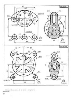 Civil Engineering Design, Mechanical Engineering Design, Mechanical Design, Autocad Isometric Drawing, Learn Autocad, Interesting Drawings, Sacred Geometry Art, 3d Cad Models, Geometric Drawing