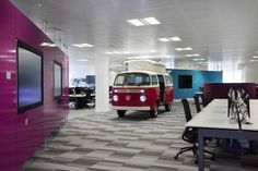 autotrader london office designed by claremont group interiors autotrader london office 1