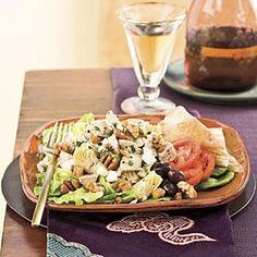 Turkey-Artichoke-Pecan Salad | MyRecipes.com