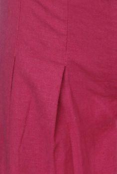 39154b9209f526 Buy UFO Hot Pink Solid Pants for Girls Clothing Online   Tata CLiQ