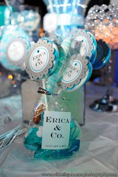 12 Best Tiffany Co Themed Sweet 16 Party Images Tiffany Sweet