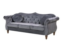 Holder Nailhead Chesterfield Sofa