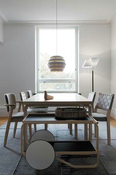Beehive lamp - Artek Dining Room, Dining Table, Alvar Aalto, Home Accents, Black House, Colorful Interiors, Home Kitchens, Marimekko, New Homes