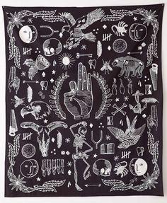 OK eagle bear rose flower wall hanging tapestry 2017 new design Black White fashion boho tapestry Hanging Flower Wall, Tapestry Wall Hanging, Art And Illustration, Boho Tapestry, Mandala Tapestry, Occult, Graphic, Oeuvre D'art, Art Inspo