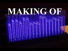 The Amazing Time Machine - Floating Message Clock - A programmable device that creates a suspended image that can show the time, date, and up to 4 custom mes...
