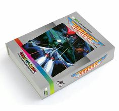 Gradius by Opcode | Retro gamer, Video game console, The hobbit