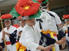 Festival at Morioka,Iwate.