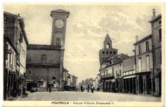 1929, Molinella, Piazza Vittorio Emanuele II