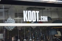 Koot in Amsterdam #interior #shop #amsterdam