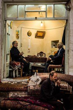 Strolling through Iran's Tabriz bazaar - in pictures