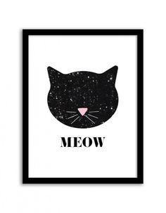 Free Printable Cat Poster