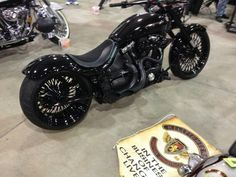 Yamaha warrior wire wheels 1