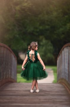 Trish scully dress and crown Green Toddler Dress, Green Flower Girl Dresses, Little Girl Dresses, Girls Dresses, Fashion Kids, Baby Girl Fashion, Girls Christmas Dresses, Holiday Dresses, Toddler Christmas Dress