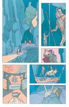 Art from Prophet #42