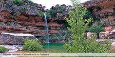 Natural spring - Tastavins River Spain