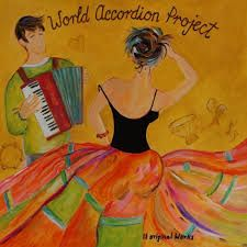 Image result for accordionists in art