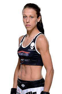 Joanna Jedrzejczyk, the #UFC womens strawweight champ as of summer 2015 #mma #poland