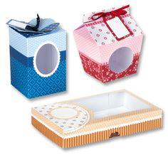Basteln mit Herz zum Valentinstag. Mehr erfahren Sie auch unter www.folia.de