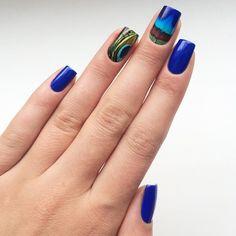Loads of cool nail art design ideas!  ♡