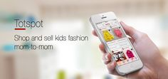 Here is $5 to try out Totspot, a resale app to sell and buy kids' clothes for up to 70 percent off. Get great deals every day from GAP Kids, Gymboree, Janie