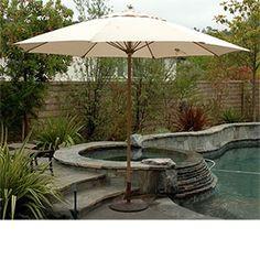 Tropi Shade 11' Market Umbrella  Base Not Included