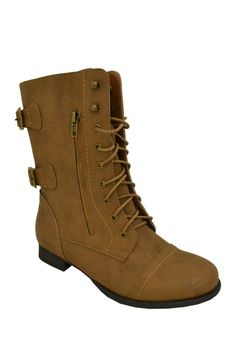 Twisted Trooper Combat Boot - Wide Width