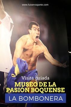 Detalhes da visita guiada ao estádio do Club Atlético Boca Juniors, em Buenos Aires. Além do estádio tour, o passeio conta com visita aos vestiários, ao Museo de La Pasión Boquense e ao bar do clube.
