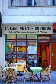 La Case de L'ile Bourbon Strasbourg - Specialites Reunionnaises et Creoles - Restaurant
