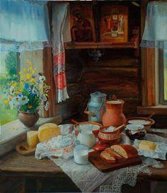 картины Владимира Бжезовского -13