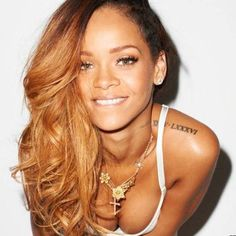 Rihanna's Tattoos And Their Meanings #Rihanna #tattoos http://fashionstylesmag.com/2015/09/13/rihannas-tattoos-and-their-meaning/