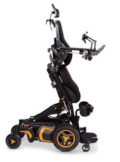 Permobil F5 Corpus VS>>> See it. Believe it. Do it. Watch thousands of spinal cord injury videos at SPINALpedia.com