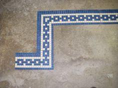 Pattern for floor tile - diff color tile