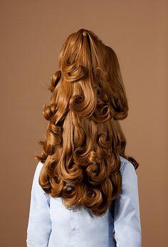 Creative Photography & Art Direction by Akatre Hair Rainbow, Editorial Hair, Big Hair, Hair Art, Vintage Hairstyles, Creative Photography, Hair Inspo, Art Direction, Wigs