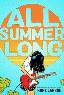 KISS THE BOOK: All Summer Long by Hope Larson - ADVISABLE