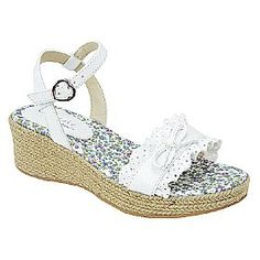 Girls CUPCAKE COUTURE  Melonie  Material: Faux Leather  Color: White