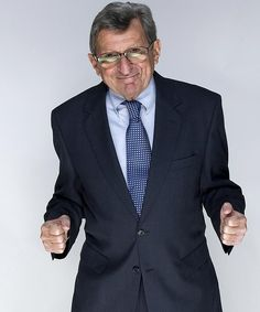 """""""Believe deep down you are destined to do great things.""""  Forever in my heart Joe Paterno!"""