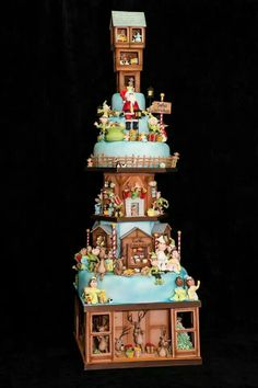 This is made by two brothers, everything is edible.