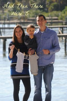 Check out this entry in America's Best Pregnancy Announcement Contest!