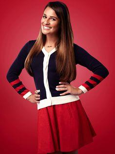 LEA MICHELE (Lea Michele Sarfati) Friday, August 29, 1986 - The Bronx, New York, USA.  >Lea Michele Glee Cast Season 4.