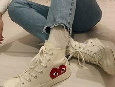 Mode Converse, Outfits With Converse, Converse Shoes, Looks Dark, Looks Cool, Sneakers Fashion, Shoes Sneakers, Aesthetic Shoes, Aesthetic Grunge