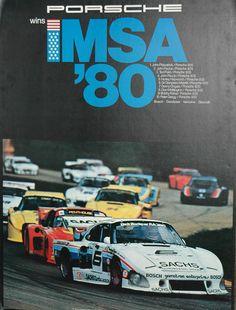 Fitz . . . . IMSA Champion 1980 935