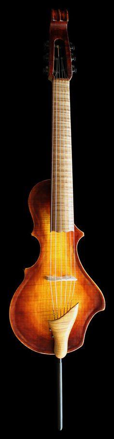 Venetian GuitarViol by Jonathan Wilson of Togaman