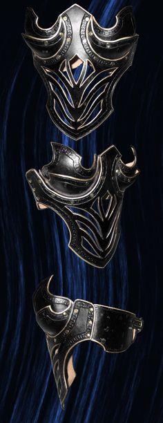 Corset Top Black by Azmal on deviantART