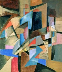 thirdorgan:  Alexander Rodchenko (1891-1956) / Composition, 1916 (gouache on paper)
