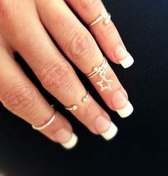 Dainty Knuckle Ring on Chiq  $13.54 http://www.chiq.com/dainty-knuckle-ring