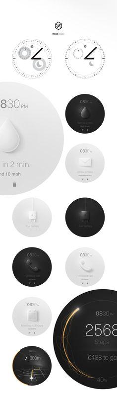 138 Best UI/ widget design images | UI Design, Interface