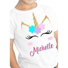 Unicorn Birthday Shirt   Unicorn Shirt
