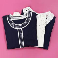 Navy & White Knitwear | Winter | Flatlay